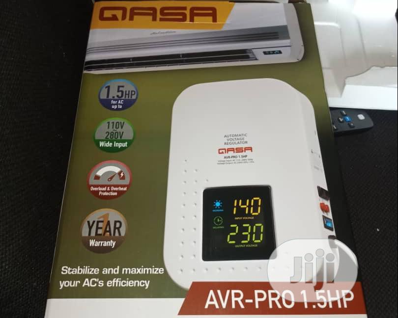 Automatic Voltage Regulator For Your Ac.