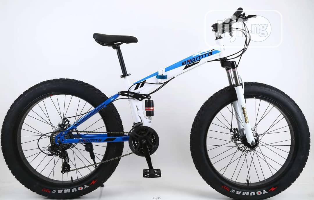 High Speed Mountain Bikes