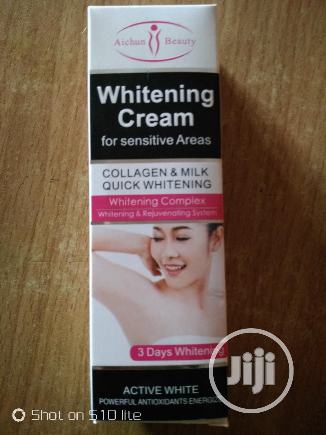 Whitening Cream | Skin Care for sale in Alimosho, Lagos State, Nigeria