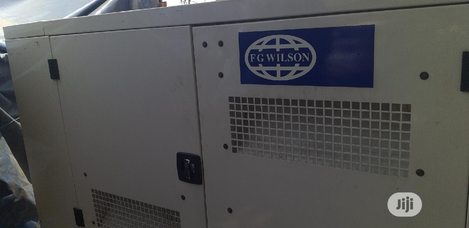 Almost New 65kva FG Wilson Perkins Generator | Electrical Equipment for sale in Oshodi-Isolo, Lagos State, Nigeria