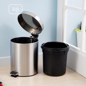 Stainless Pedal Bin   Home Accessories for sale in Lagos State, Lagos Island (Eko)
