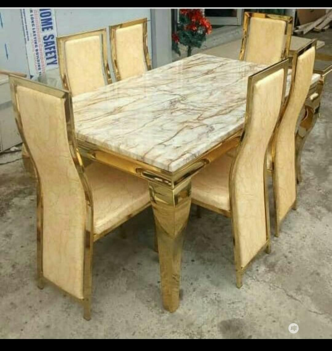 Archive: Reliable Quality Marble Dining Table With 6 Chairs