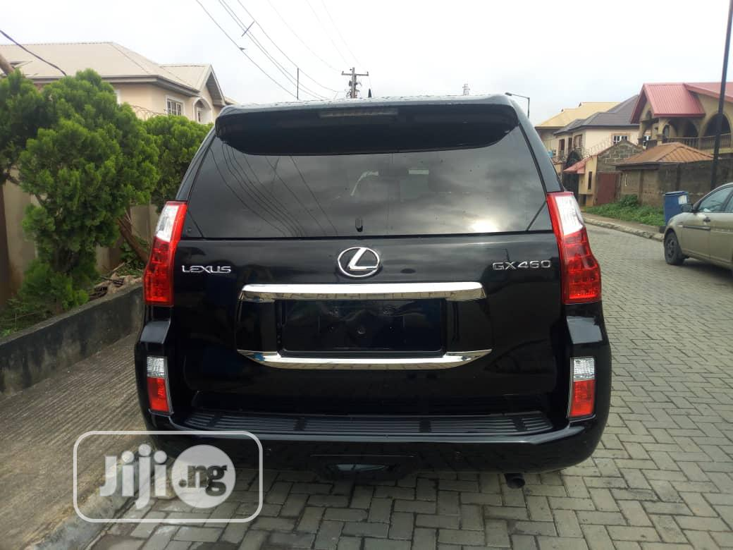 Lexus GX 2010 460 Black | Cars for sale in Ojodu, Lagos State, Nigeria