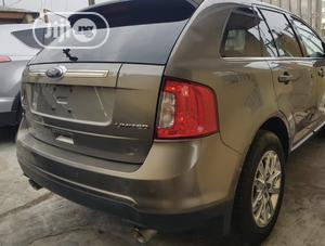 Ford Edge 2013 Gold   Cars for sale in Lagos State, Surulere