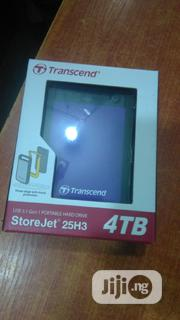 Transcend 4tb External Hard Drives | Computer Hardware for sale in Lagos State, Ikeja