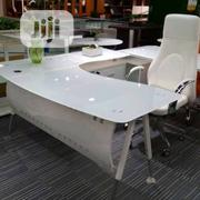 Executive Glass Office Table | Furniture for sale in Lagos State, Ojo