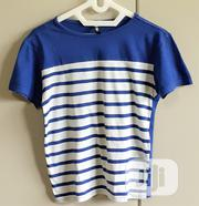 Rt Blue T-Shirt 9-10 Years | Clothing for sale in Rivers State, Bonny