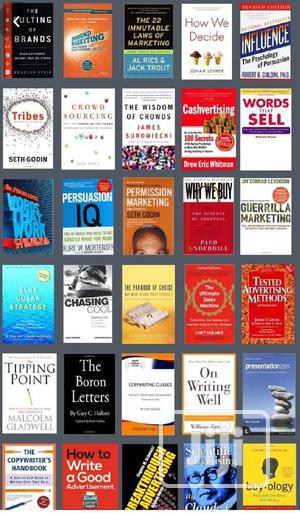 Collection Of Motivational And Self Help Book   Books & Games for sale in Lagos State, Surulere