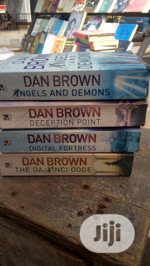 Dan Brown   Books & Games for sale in Lagos State, Surulere