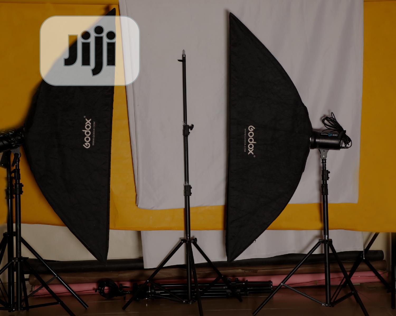 DSLR, Studio Equipment For Rent