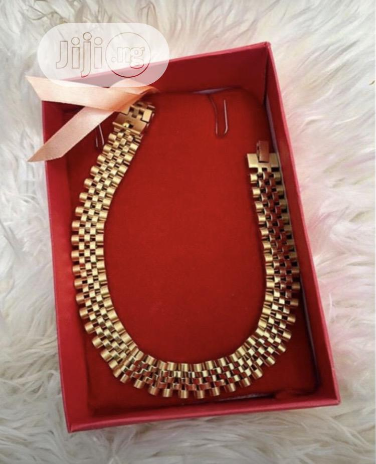 Choker Necklace | Jewelry for sale in Mushin, Lagos State, Nigeria