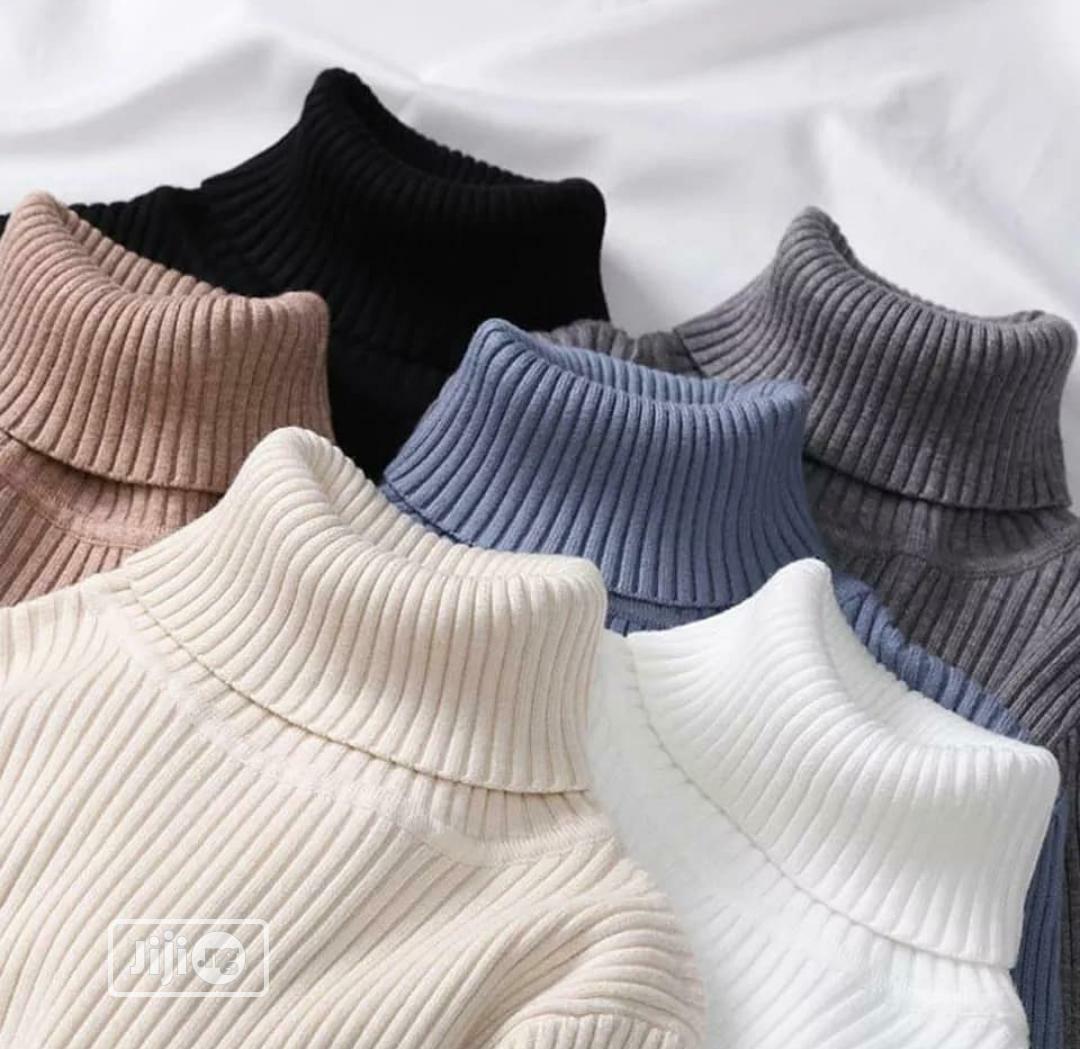 Turtle Neck | Clothing for sale in Kosofe, Lagos State, Nigeria