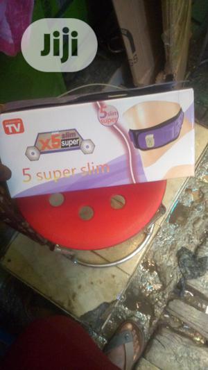 X5 Super Abdominal Slimming Belt | Tools & Accessories for sale in Lagos State, Lagos Island (Eko)