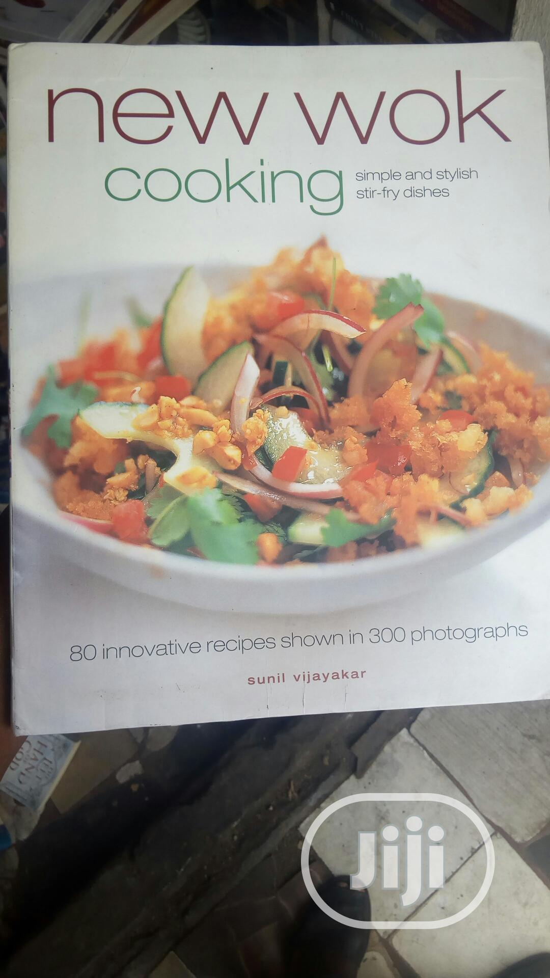 Collection Of Cooking Books   Books & Games for sale in Surulere, Lagos State, Nigeria