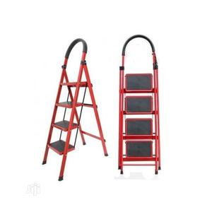 Multipurpose Steel Ladder 4 Step   Hand Tools for sale in Lagos State, Lagos Island (Eko)