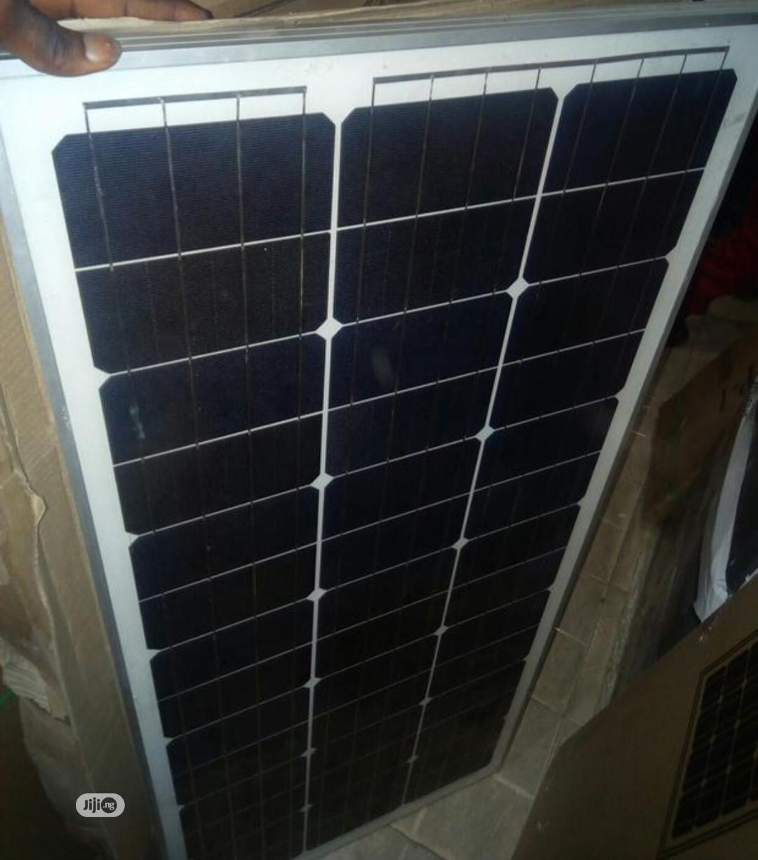 80watts Solar Panel