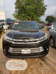 Toyota Highlander 2017 Black | Cars for sale in Abuja (FCT) State, Garki 2