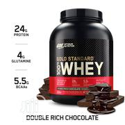 Optimum Nutrition Gold Standard 100% Whey Protein Powder, 5LBS | Vitamins & Supplements for sale in Lagos State, Ikeja