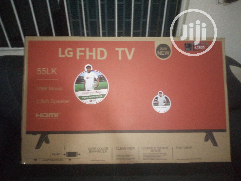 55 Inches Smart LED TV (LG)