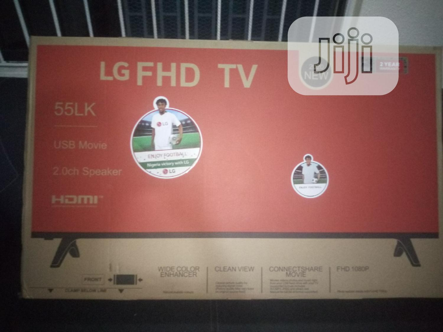 55 Inches Smart LED TV (LG) | TV & DVD Equipment for sale in Ojo, Lagos State, Nigeria