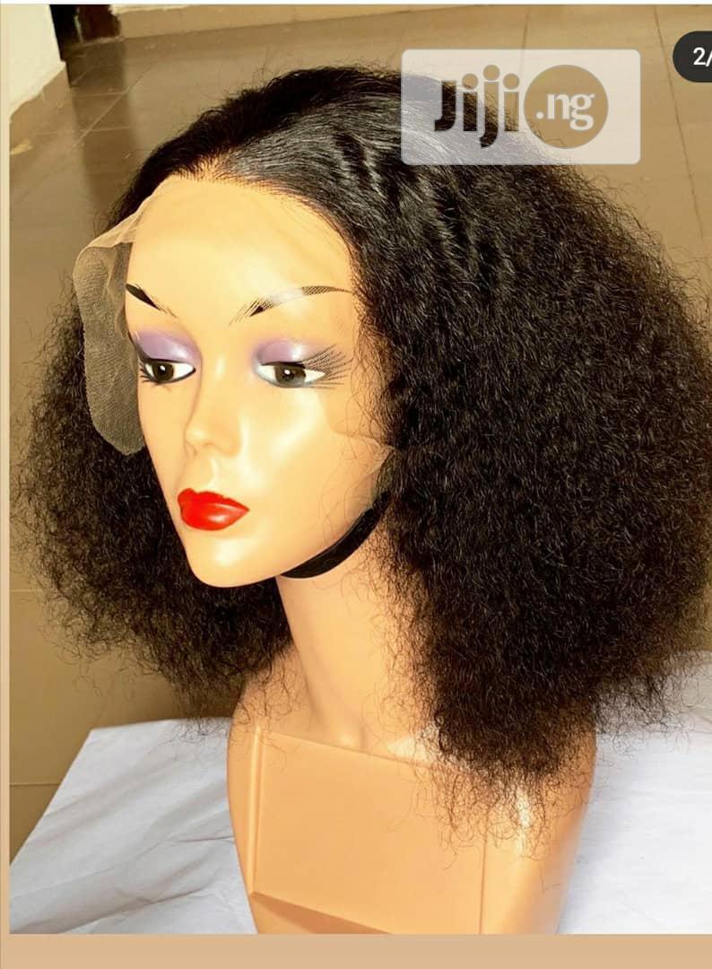 Cheap Wigs 100%Human Hair