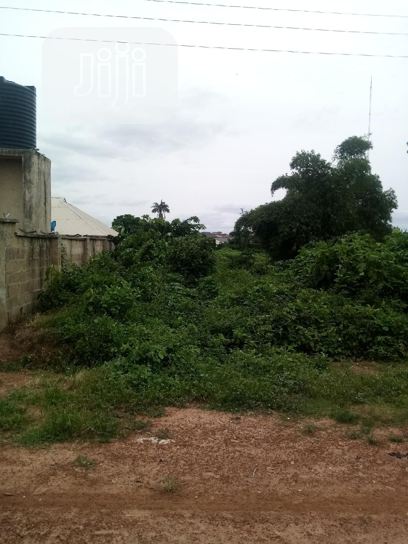 One Plot of Land for Sale Close to Oke-Odu Junction in Akure | Land & Plots For Sale for sale in Akure, Ondo State, Nigeria