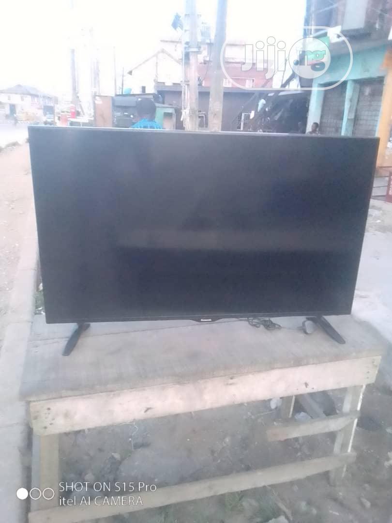 "Uk Used Panasonic 50"" Smart TV"