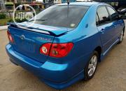 Toyota Corolla Sedan Automatic 2002 Blue | Cars for sale in Sokoto State, Illela