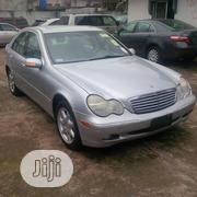 Mercedes-Benz C240 2002 Silver | Cars for sale in Sokoto State, Illela