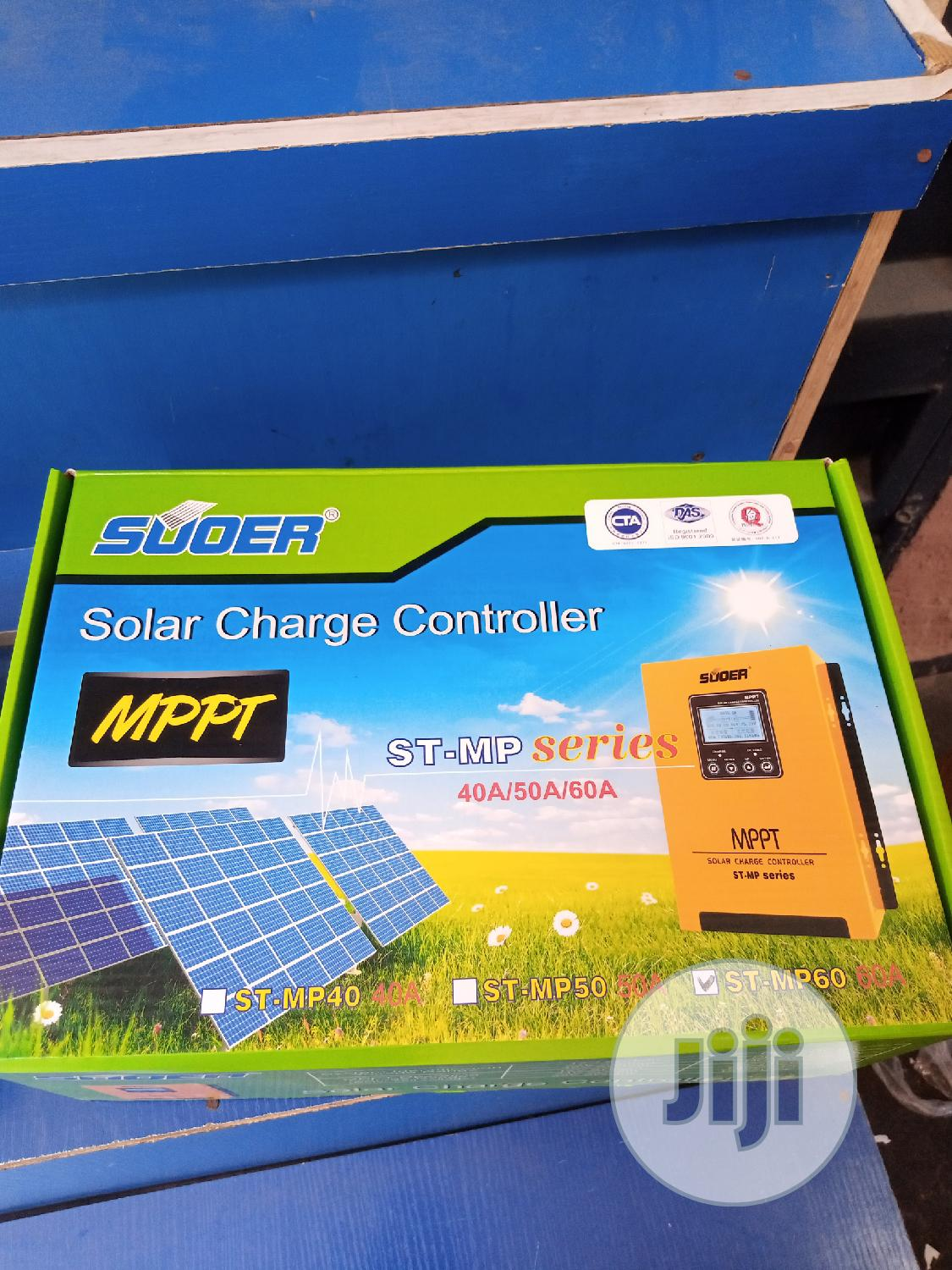 60amps Suoer Mppt Controller Available.