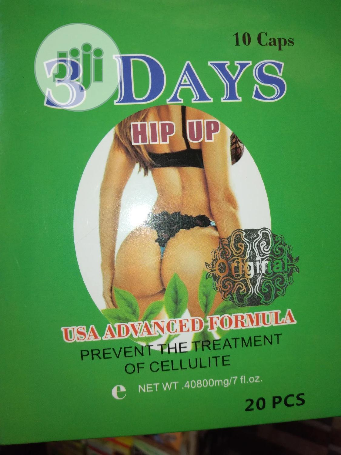 Archive: 3days Hip Up Capsule