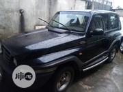 Daewoo Korando 2000 Black | Cars for sale in Abia State, Osisioma Ngwa
