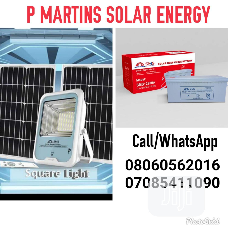 150watts Solar Flood Light Available With Warranty