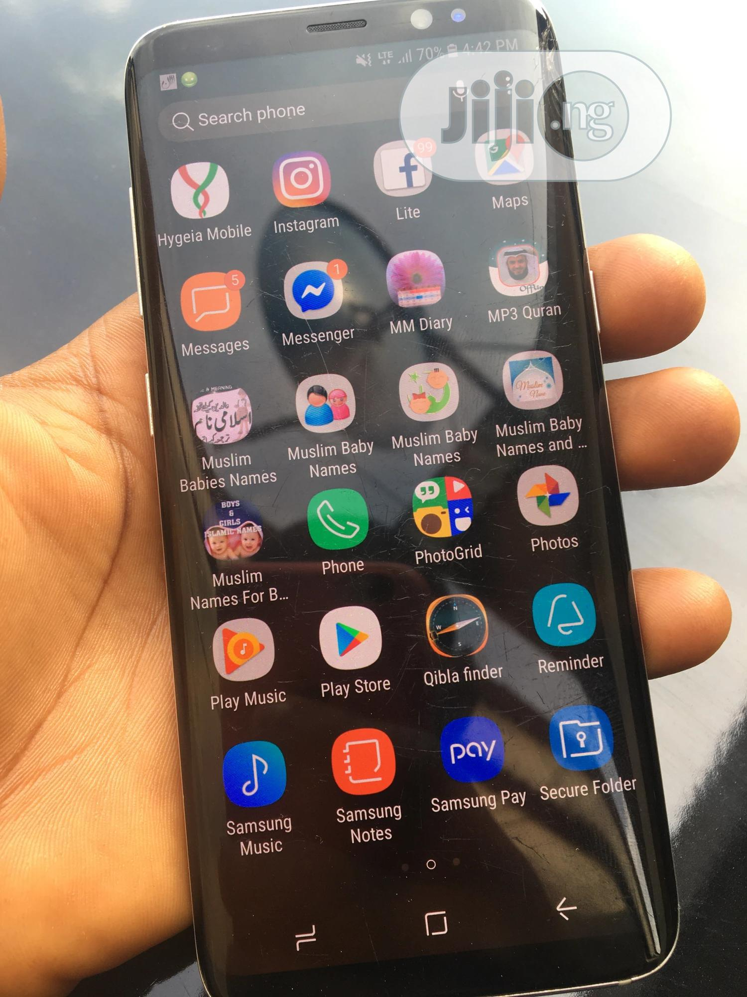 Archive: Samsung Galaxy S8 64 GB Silver