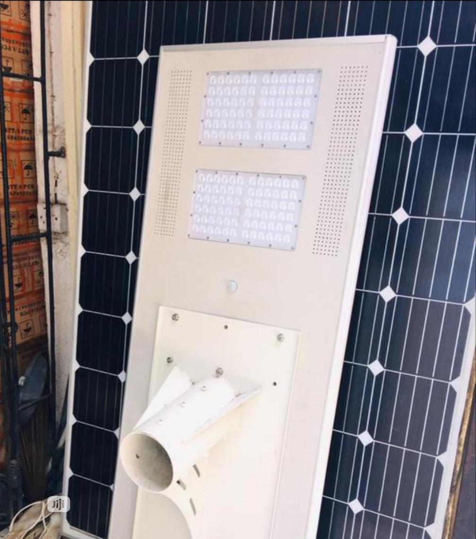 100watts All in One Solar Street Light