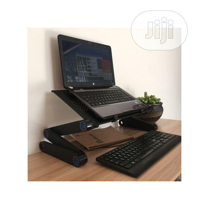 Adjustable Laptop Stand | Computer Accessories  for sale in Oshodi-Isolo, Lagos State, Nigeria