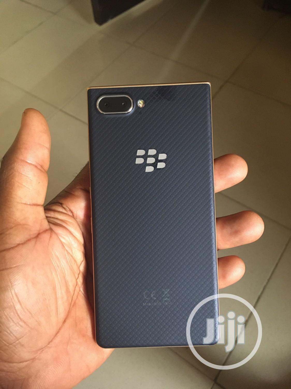 BlackBerry KEY2 64 GB Black   Mobile Phones for sale in Ikeja, Lagos State, Nigeria