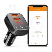 Anker Roav Smartcharge F2 Car Charger And Bluetooth FM Music Player | Vehicle Parts & Accessories for sale in Oyo State, Ibadan
