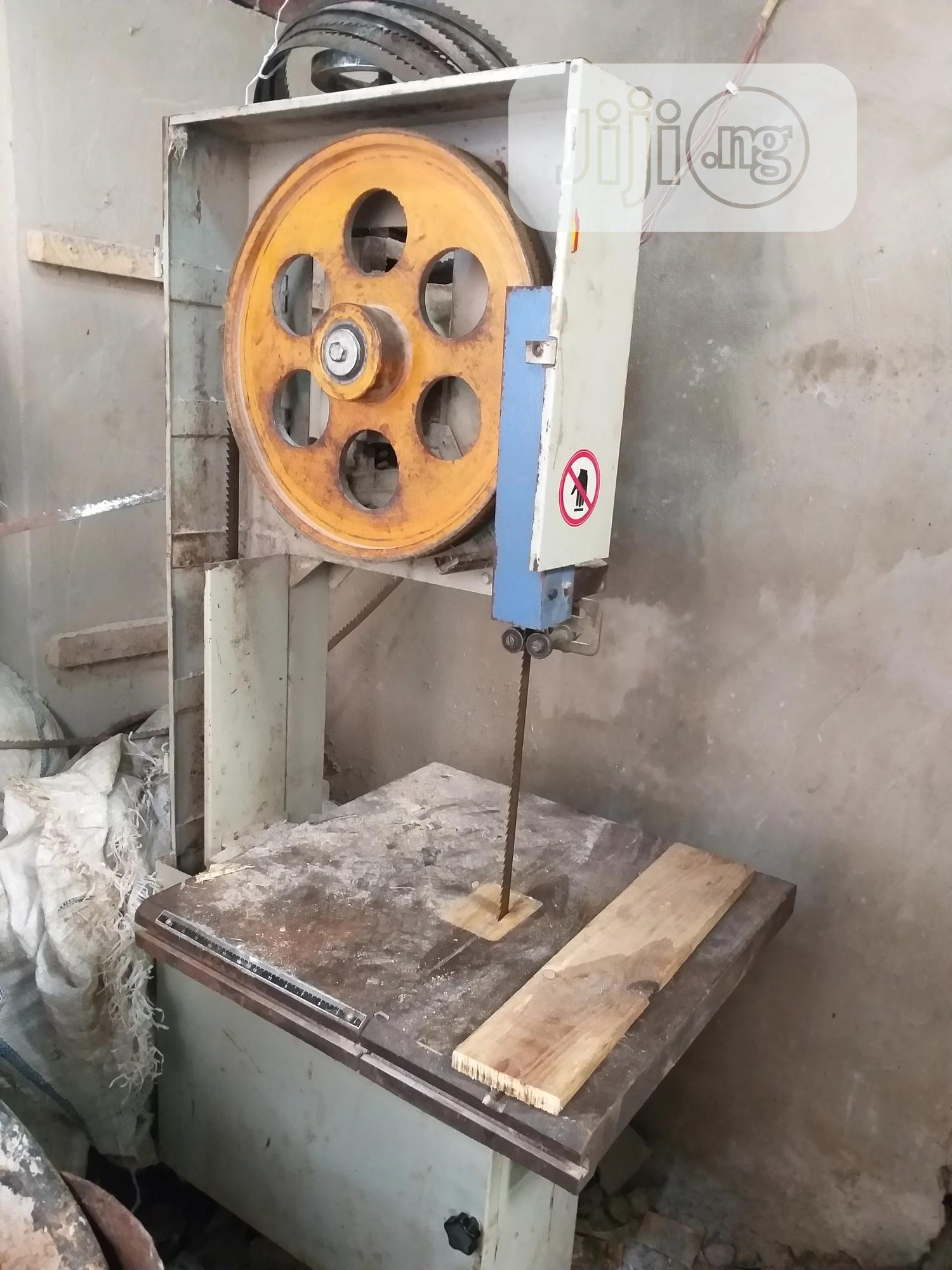 Archive: Bandsaw Machine