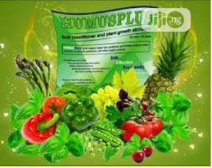 Humusplus 100% Organic Fertilizer 10packs | Feeds, Supplements & Seeds for sale in Lagos State, Ajah