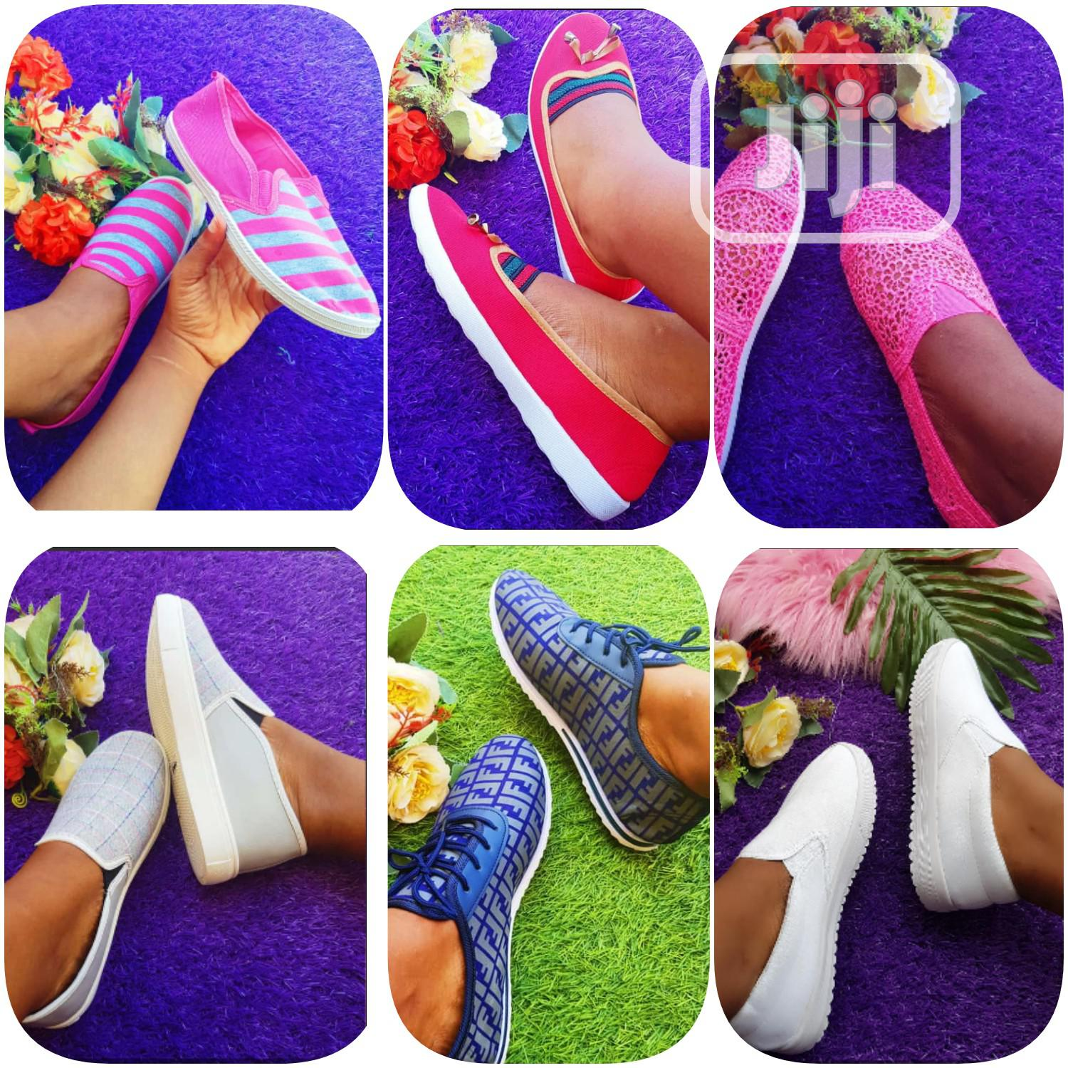 Archive: Adult Flat Sneakers