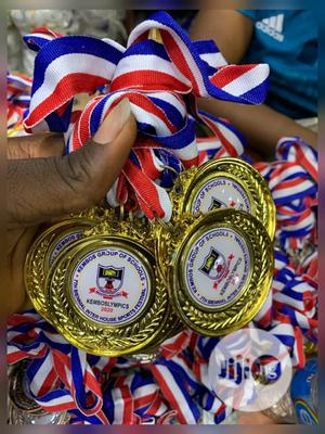 Sports Medal With Print   Arts & Crafts for sale in Lagos State, Lekki