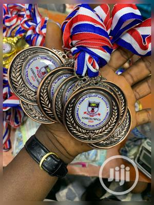 Sports Medal With Print   Arts & Crafts for sale in Lagos State, Isolo