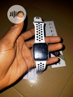 Water Resistant Metal Screen Fitness Tracker | Smart Watches & Trackers for sale in Lagos State, Ikeja
