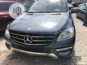 Mercedes-Benz M Class 2012 Gray | Cars for sale in Lagos State, Victoria Island