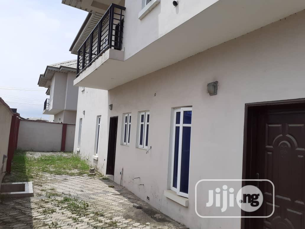Newly Built 4bedroom Standard Terraced Duplex At Ebute Ikorodu | Houses & Apartments For Sale for sale in Ikorodu, Lagos State, Nigeria
