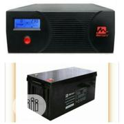 Mercury Inverter 1.2kva + 200ah Battery | Electrical Equipment for sale in Lagos State, Lekki Phase 2