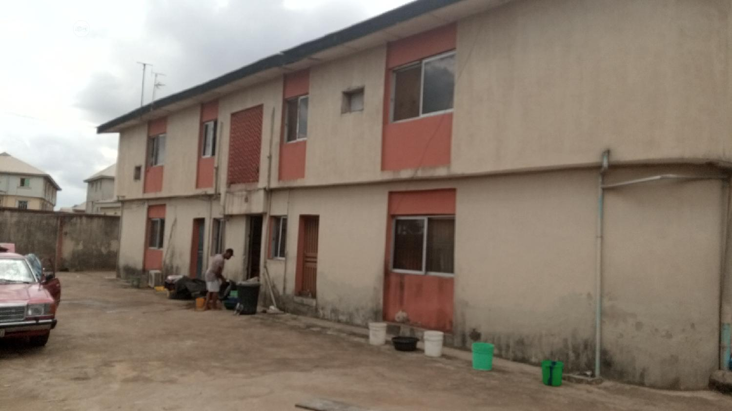 Standard Clean Four Units Of Three Bedroom Flats For Sale