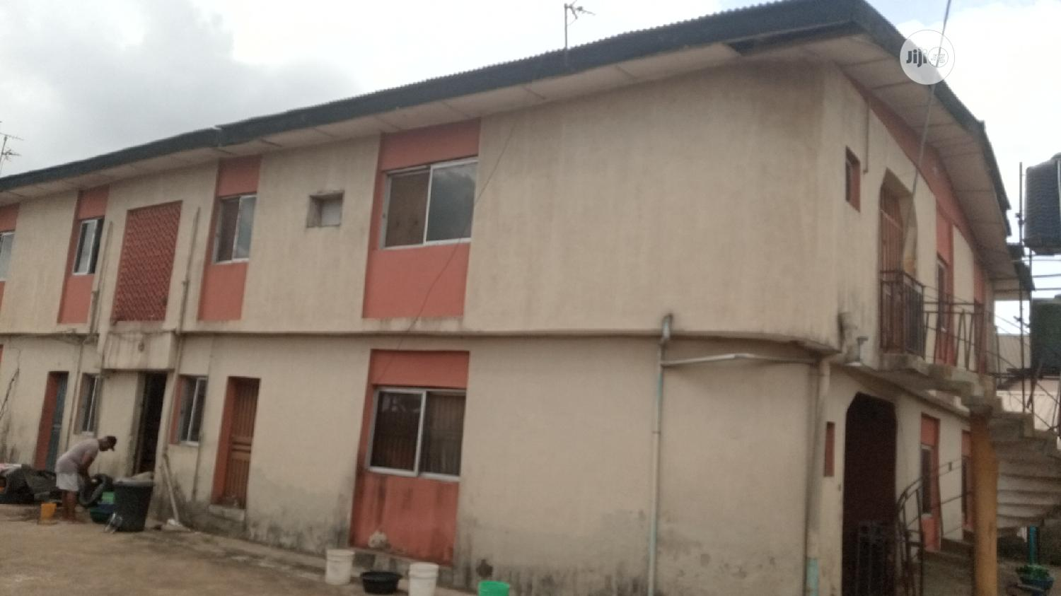 Standard Clean Four Units Of Three Bedroom Flats For Sale   Houses & Apartments For Sale for sale in Alimosho, Lagos State, Nigeria
