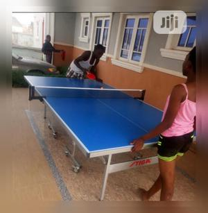 Stiga Outdoor Table Tennis Board (Water Resistant) | Sports Equipment for sale in Lagos State, Ikorodu